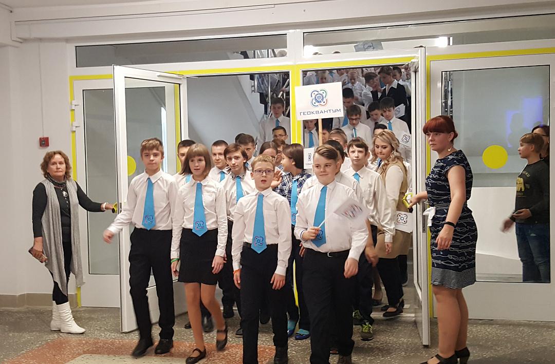 Москва принимает Марафон открытий детских технопарков