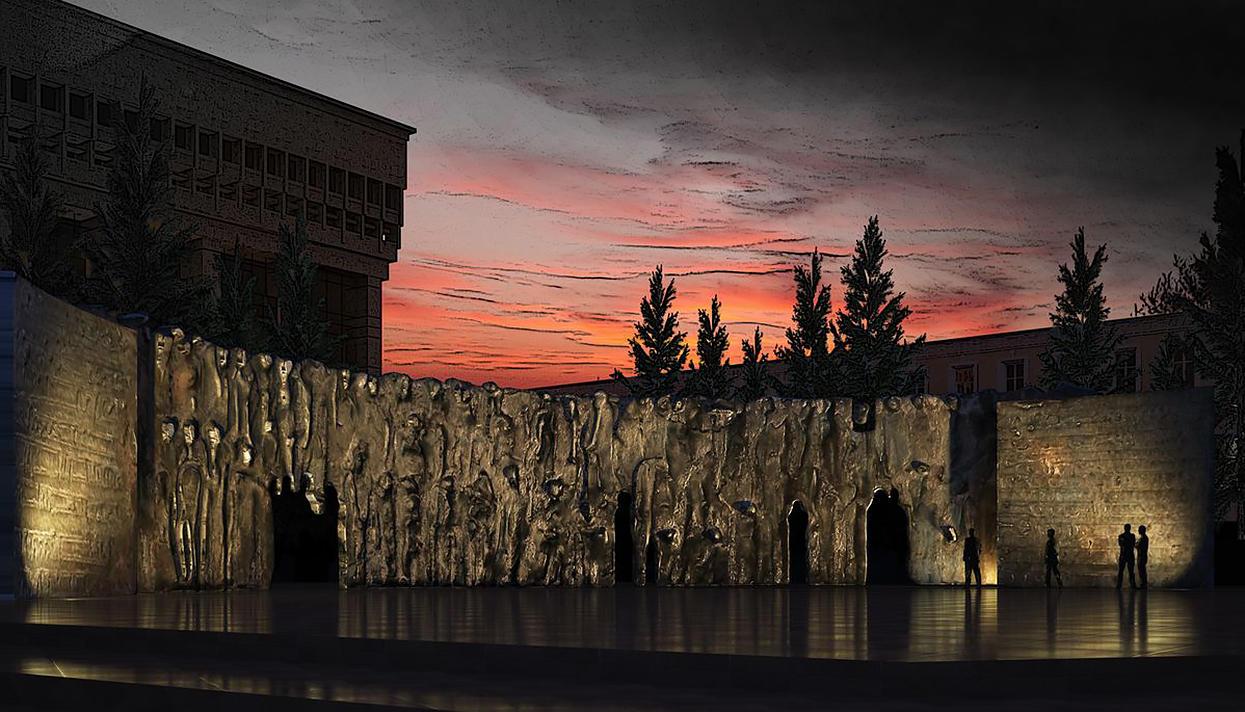 Камни изХабаровского края станут частью «Стены скорби» в российской столице